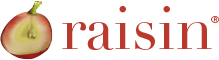 raisin® logo